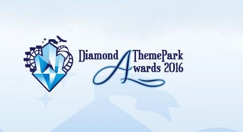 Pretparkdeals official sponsor of Diamond ThemePark Awards 2016